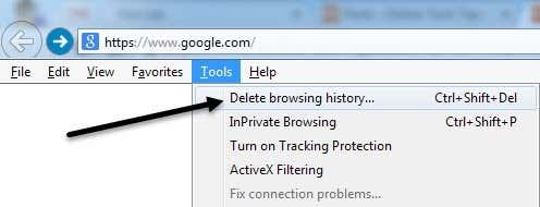 How to Clear or Hide Your Search and Browsing History