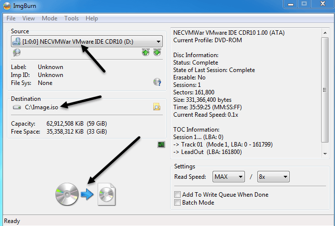 how to download cd to computer