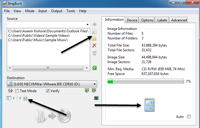 How to Burn, Copy, and Backup a CD or DVD