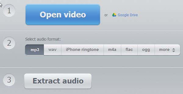 How to Extract Audio from Video for Free