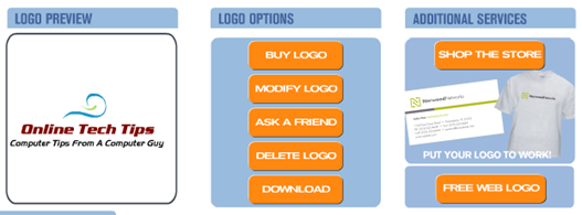 create free business logo