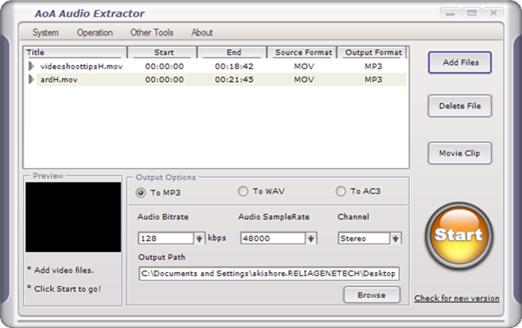 ¿Cómo Extraer Audio de Video Gratis 2