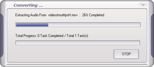 ¿Cómo Extraer Audio de Video Gratis 3