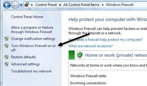 How to Disable Settings, Services, and Programs in Windows 7/8.1