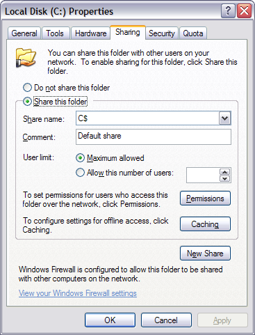 How to Create a Hidden Network Share in Windows