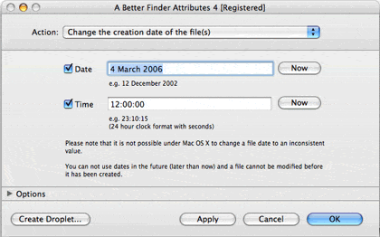 How to Change the Last Modified Date, Creation Date, and
