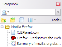 Download Entire Web Sites in Firefox using ScrapBook