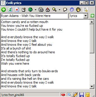 write a song lyrics