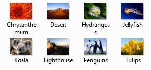 How to Increase Windows Explorer Default Thumbnail Size for Pictures