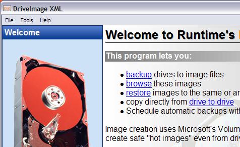 5 Libre de Imágenes de Disco/Clonación de Utilidades para Windows