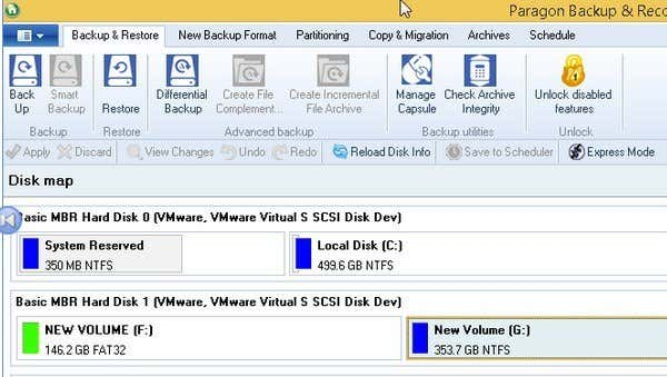 5 Free Disk Imaging Cloning Utilities For Windows