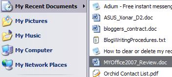 Cómo Borrar o Eliminar Mis Documentos Recientes en Windows