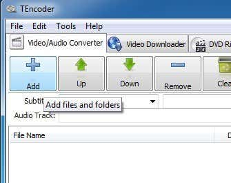 how to make subtitle files work