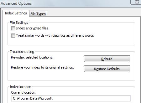 Cómo Arreglar Microsoft Indizador de Búsqueda de Windows Dejó de funcionar y Se Cierra