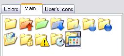 change folder icon color