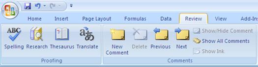 ¿Cómo Agregar Comentarios a una Hoja de cálculo de Excel la Celda