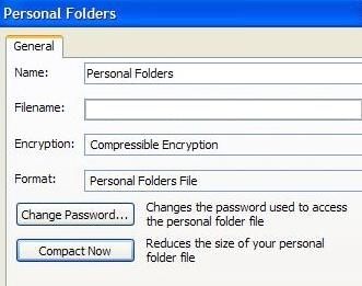 compact data file