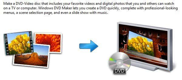 dvd maker win 7