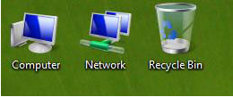 change vista icon size