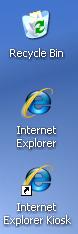 internet explorer kiosk
