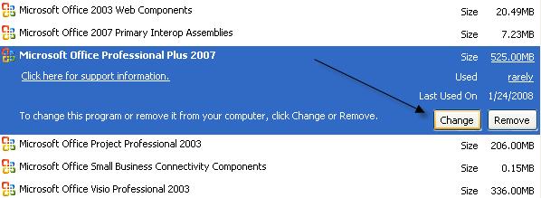 microsoft 2003 web components