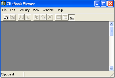 clipbook viewer