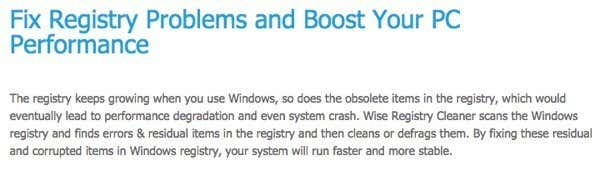 Best Free Windows Registry Cleaner