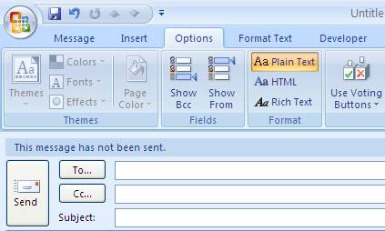 how to put auto reply in outlook