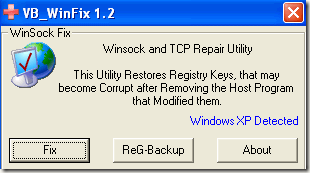 win 10 reset tcp stack