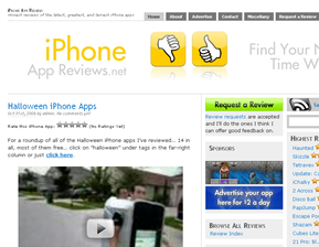iphone app review net