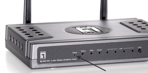 How to Reset Your Wireless Router