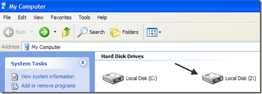 virtual drive windows