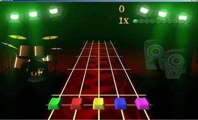 guitaronfire吉他谱