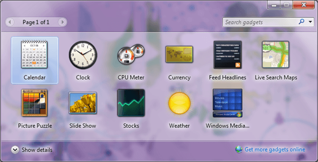 How to Add Gadgets to a Windows 7 Desktop