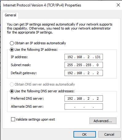 ip address properties