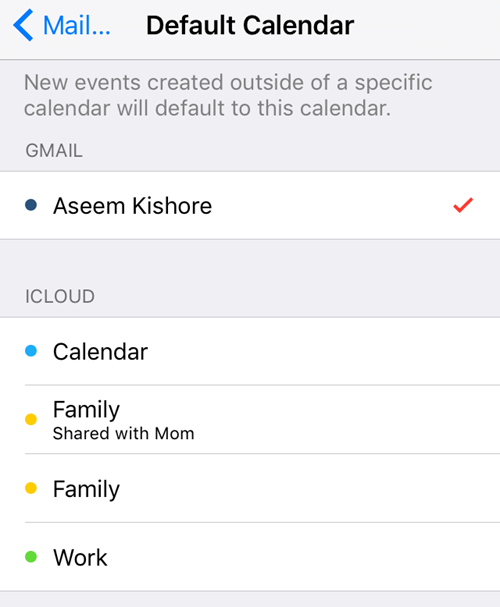 iOS Not Syncing All Google Calendars to iPhone?