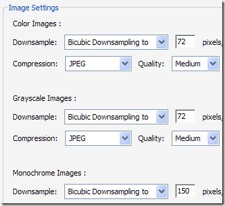 reducir el tamaño de la imagen pdf