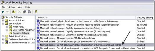 acceso denegado el recurso de red