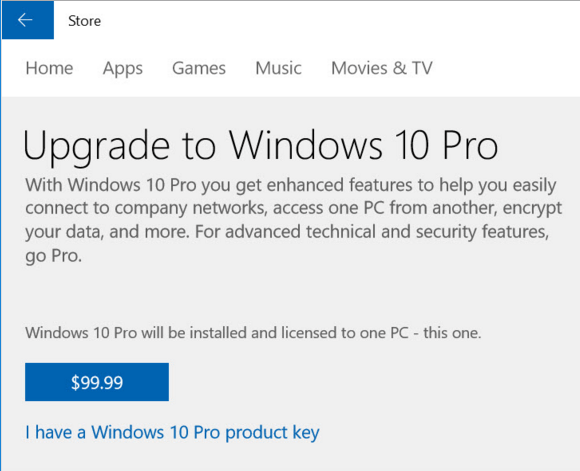 free upgrade windows 8.1 enterprise to windows 10