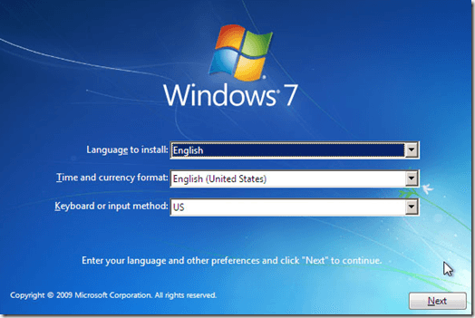 windows 7 lost password