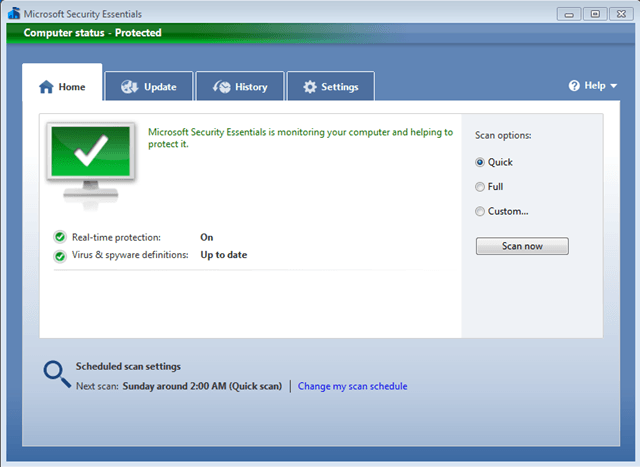 How to get rid of spyware in safe mode