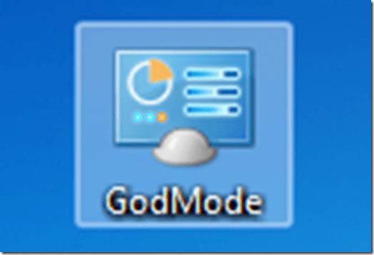mempunyai jumlah pengaturan yang sangat banyak yang sanggup dikonfigurasi untuk menyesuaikan Mengaktifkan God Mode pada Windows 7