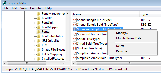 Install and Delete Fonts in Windows the Easy Way