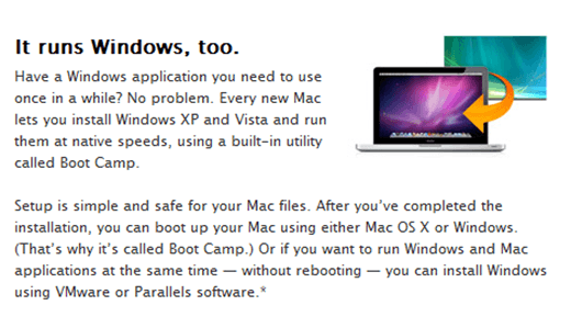 Cómo Utilizar Windows 7 con Boot Camp