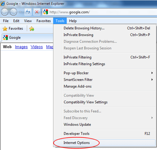 Block File Downloads in Internet Explorer