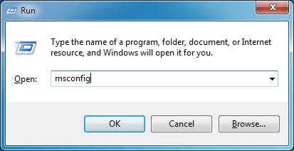 safe mode in windows 7 msconfig