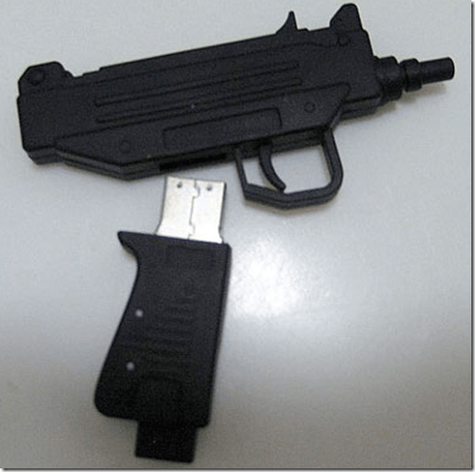 flash drive gun