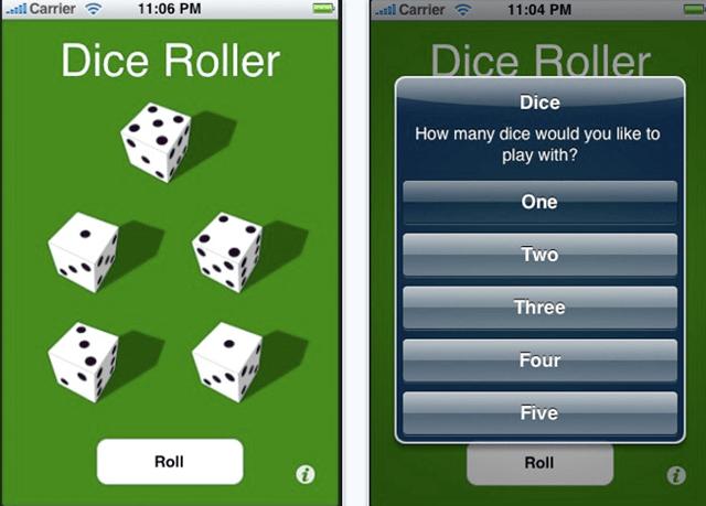 Dice Roller Online