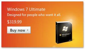 Windows 7 Version Comparison – Home, Professional, Ultimate