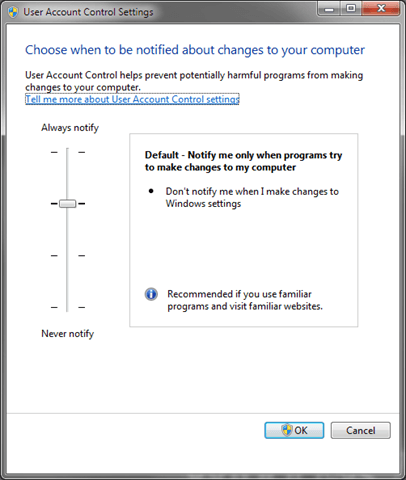 Take Control of Windows 7 Administration